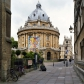 Radcliffe Camera, Oxford / Wait a Minute, It's Here! Here! Here! Here!