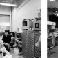 Ceramics Professor in His Studio & Electron Microscope